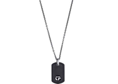 گردنبند تایم فورس مردانه مدل  TS5116CS