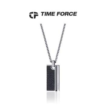 گردنبند تایم فورس مردانه مدل  TS5021CS