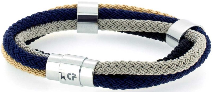 دستبند تایم فورس مردانه_زنانه مدل  TS5150BS