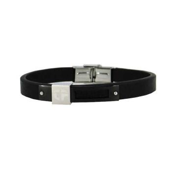 دستبند تایم فورس مردانه مدل  TS5077BL23