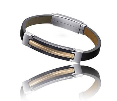 دستبند تایم فورس مردانه مدل  TS5107BL23