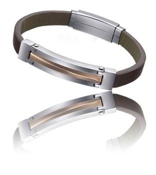 دستبند تایم فورس مردانه مدل  TS5106BL23