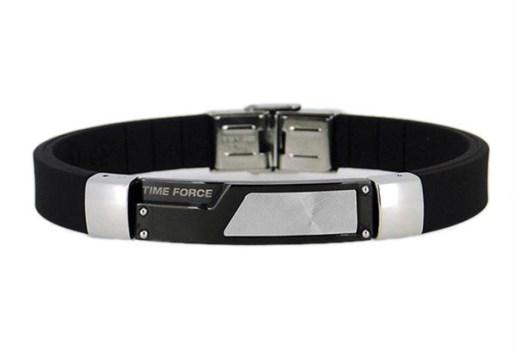 دستبند تایم فورس مردانه مدل  TS5078BR23