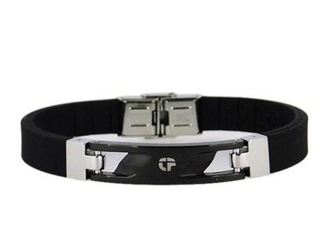 دستبند تایم فورس مردانه مدل  TS5075BR23