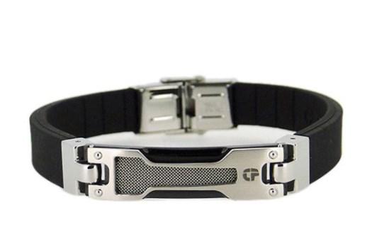 دستبند تایم فورس مردانه مدل  TS5074BR23