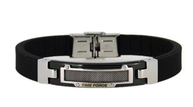 دستبند تایم فورس مردانه مدل  TS5073BR23