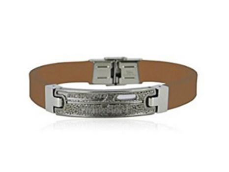 دستبند تایم فورس مردانه مدل  TS5072BL23