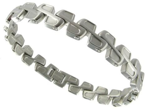 دستبند مردانه روشه مردانه مدل YB50080