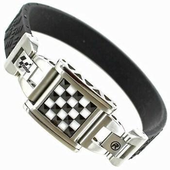 دستبند مردانه روشه مردانه مدل YB10080
