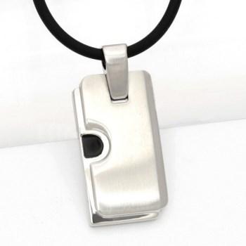 گردنبند روشه مردانه مدل P023580