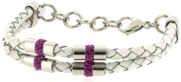 دستبند تایم فورس زنانه مدل  TS5143BL