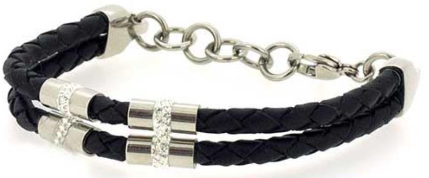 دستبند تایم فورس زنانه مدل  TS5139BL