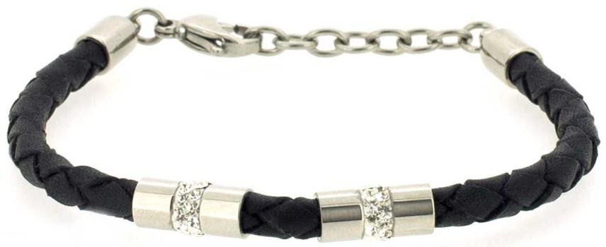 دستبند تایم فورس زنانه مدل  TS5138BL