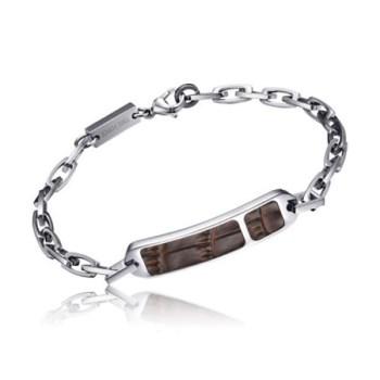 دستبند تایم فورس مردانه مدل  TS5031BS23
