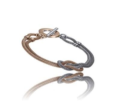 دستبند تایم فورس زنانه مدل  TS5132BR