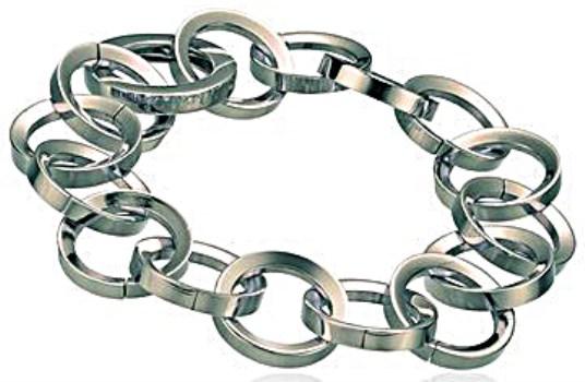 دستبند تایم فورس زنانه مدل  TS5144BS