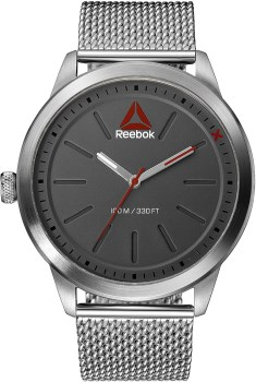 ساعت مچی ریباک مردانه مدل RD-LIF-G2-S1S1-BR