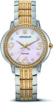 ساعت مچی هانوا زنانه مدل 16-7024.55.001
