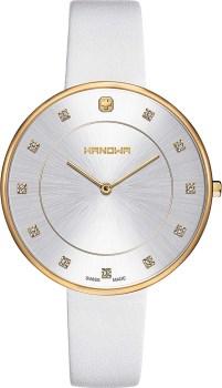 ساعت مچی هانوا زنانه مدل 16-6054.02.001