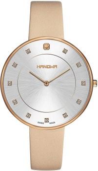 ساعت مچی هانوا زنانه مدل 16-6054.09.001