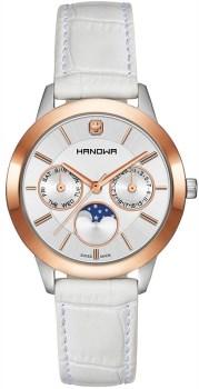ساعت مچی هانوا زنانه مدل 16-6056.12.001