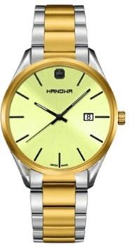 ساعت مچی هانوا  مردانه مدل 16-5040.55.002