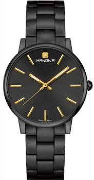 ساعت مچی هانوا  مردانه مدل 16-5037.3.13.007