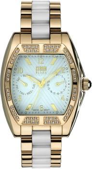 ساعت مچی استورم  زنانه مدل 4693-W-GD