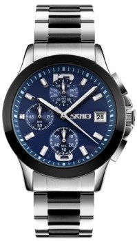 ساعت مچی اسکمی مردانه مدل 9126 کد 02