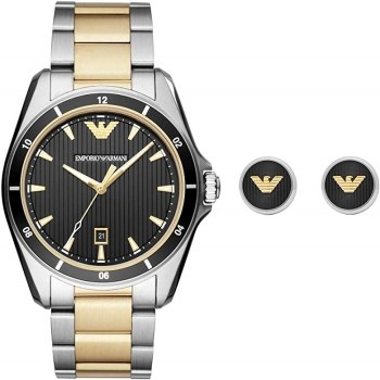 ساعت مچی امپریو آرمانی مردانه مدل AR80017