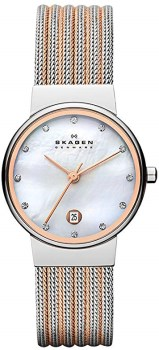 ساعت مچی اسکاگن  زنانه مدل 355SSRS