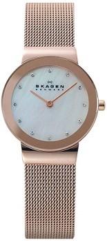 ساعت مچی اسکاگن  زنانه مدل 358SRRD