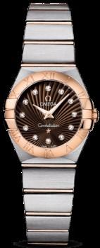 ساعت مچی امگا زنانه مدل 123.20.24.60.63.001