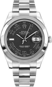 ساعت مچی رولکس مردانه مدل 116300-BLKRSO