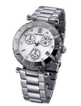 ساعت مچی تایم فورس زنانه مدل TF4100L02M