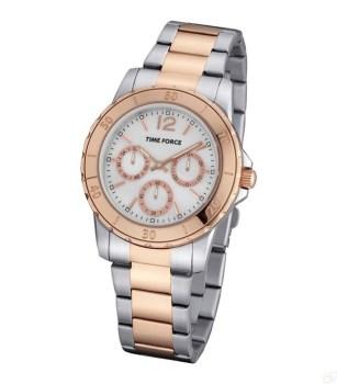 ساعت مچی تایم فورس زنانه مدل TF4191L15M