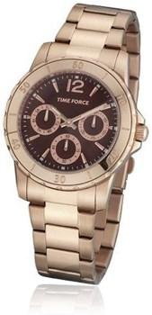 ساعت مچی تایم فورس زنانه مدل TF4191L14M