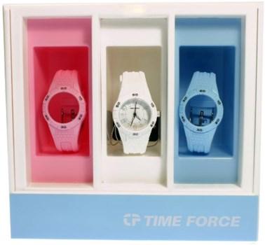 ساعت مچی تایم فورس مردانه مدل TF4130B10