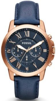 ساعت مچی فسیل  مردانه مدل FS4835