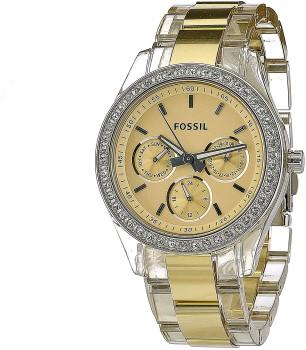ساعت مچی فسیل  زنانه مدل ES2867