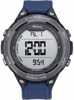 ساعت مچی تِک دی مردانه مدل 655108