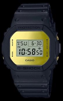 ساعت مچی کاسیو مردانه مدل DW-5600BBMB-1