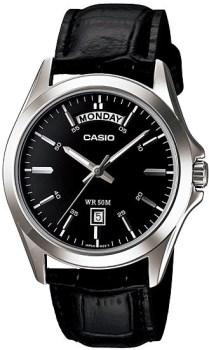 ساعت مچی کاسیو مردانه مدل MTP-1370L-1A