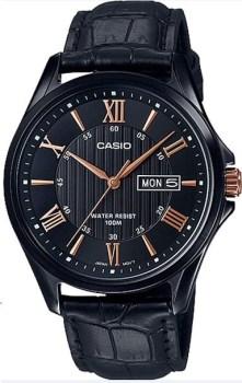 ساعت مچی کاسیو مردانه مدل MTP-1384L-1A2