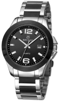 ساعت مچی مگیر مردانه مدل MS5006GBK-1