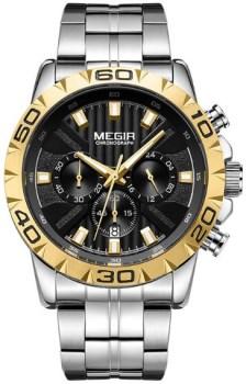 ساعت مچی مگیر مردانه مدل MS2087GS-GD-1N3