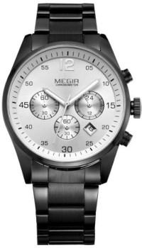 ساعت مچی مگیر مردانه مدل MS2010GBK-7