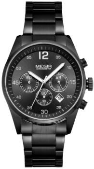 ساعت مچی مگیر مردانه مدل MS2010GB-K-1