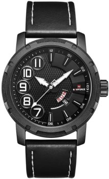 ساعت مچی نیوی فورس مردانه مدل NF9154 BWB