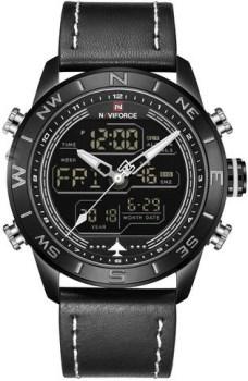 ساعت مچی نیوی فورس مردانه مدل NF9144 BWB